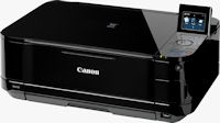 The PIXMA MG5120�Photo All-in-One printer. Photo provided by Canon USA Inc.