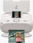 Canon's PIXMA Mini260 printer. Courtesy of Canon, with modifications by Michael R. Tomkins.