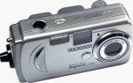Samsung's Digimax 250 digital camera. Copyright © 2004, The Imaging Resource. All rights reserved.