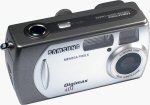 Samsung's Digimax 401 digital camera. Copyright © 2004, The Imaging Resource. All rights reserved.
