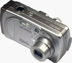 Samsung's Digimax 430 digital camera. Copyright © 2004, The Imaging Resource. All rights reserved.