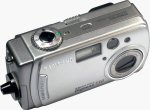 Samsung's Digimax 530 digital camera. Copyright © 2004, The Imaging Resource. All rights reserved.