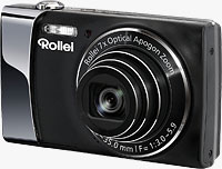 Rollei's Powerflex 470 digital camera. Photo provided by RCP-Technik GmbH & Co. KG.