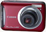 Canon's PowerShot A495 digital camera. Photo provided by Canon.