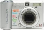 Canon's PowerShot A75 digital camera. Copyright ©2004, The Imaging Resource. All rights reserved.