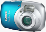 Canon's PowerShot D10. Photo provided by Canon USA Inc.
