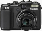 Canon's PowerShot G11 digital camera. Photo provided by Canon USA Inc.