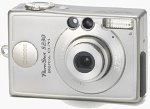 Canon's PowerShot S230 digital camera. Courtesy of Canon, with modifications by Michael R. Tomkins.