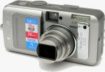Canon's PowerShot S60 digital camera. Copyright ©2004, The Imaging Resource. All rights reserved.