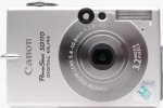 Canon's PowerShot SD110 digital camera. Copyright ©2004, The Imaging Resource. All rights reserved.