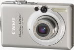 Canon's PowerShot SD600 digital camera. Courtesy of Canon, with modifications by Michael R. Tomkins.