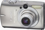 Canon's PowerShot SD950 IS digital camera. Courtesy of Canon, with modifications by Michael R. Tomkins.