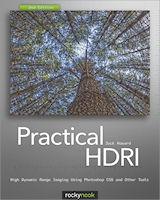 Practical HDRI: High Dynamic Range Imaging using Photoshop CS5 and Other Tools, by Jack Howard. Image provided by O'Reilly Media Inc.