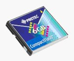 Pretec 6GB Compact Flash Card. Courtesy of Pretec.