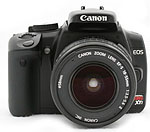 Canon's new Rebel XTi breaks new ground for EOS cameras