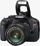 Canon Rebel T2i / EOS 550D digital SLR camera.