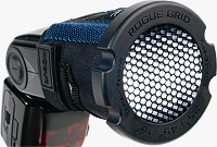 ExpoImaging's FlashBender Rogue Grid. Photo provided by ExpoImaging Inc.