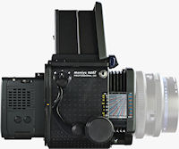 Mamiya RZ22 system, comprising 22 megapixel DM digital back and Mamiya RZ67 Pro-IID camera. Photo provided by MAC Group.