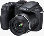 Fujifilm's FinePix S1500fd digital camera. Photo provided by Fujifilm USA Inc.