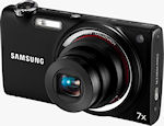 Samsung's CL80 digital camera. Photo provided by Samsung Electronics America Inc.