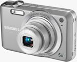 Samsung's SL600 digital camera. Photo provided by Samsung Electronics America Inc.