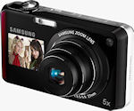 Samsung's TL210 digital camera. Photo provided by Samsung Electronics America Inc.