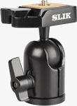 The Slik SBH-120DQ compact ball head. Photo provided by THK Photo Products Inc.