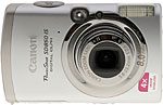Canon PowerShot SD850 IS. Copyright (c) 2007, The Imaging Resource. All rights reserved.