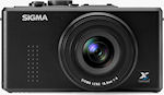 Sigma's DP1 digital camera. Courtesy of Sigma, with modifications by Michael R. Tomkins.