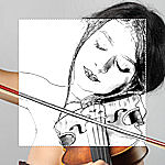 AKVIS Sketch v11 can be used to create pencil sketch and watercolor effects. Screenshot provided by AKVIS.