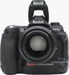 Kodak Professional's DCS Pro SLR/n digital SLR. Copyright © 2004, The Imaging Resource. All rights reserved.