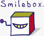 Smilebox's logo. Click here to visit the Smilebox website!