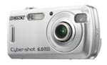 Sony's Cyber-shot DSC-S600 digital camera. Courtesy of Sony, with modifications by Michael R. Tomkins.