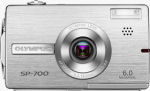 Olympus' SP-700 digital camera. Courtesy of Olympus, with modifications by Michael R. Tomkins.