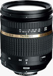Tamron's SP AF17-50mm F/2.8 XR Di II VC LD Aspherical [IF] lens. Photo provided by Tamron USA Inc.