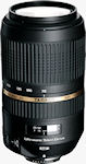 The Tamron SP AF70-300mm F4-5.6 Di VC USD (Model A005) lens. Photo provided by Tamron Co. Ltd.