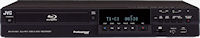 JVC's SR-HD1500 Blu-ray disc and HDD recorder. Photo provided by JVC Professional Products.