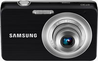 Samsung's ST30 digital camera. Photo provided by Samsung Electronics Co. Ltd.