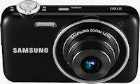 Samsung's ST80 digital camera. Photo provided by Samsung Electronics Co. Ltd.