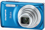 Olympus' Stylus-7030 digital camera. Photo provided by Olympus Imaging America Inc.