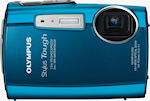 Olympus' Stylus Tough-3000 digital camera. Photo provided by Olympus Imaging America Inc.