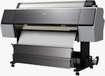 Epson's Stylus Pro 9900 printer. Photo provided by Epson America Inc.