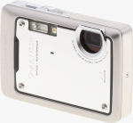 Olympus' Stylus 770 SW digital camera. Copyright © 2007, The Imaging Resource. All rights reserved.