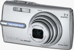 Olympus' Stylus 780 digital camera. Courtesy of Olympus, with modifications by Michael R. Tomkins.