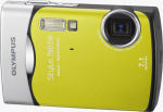 Olympus' Stylus 790 SW digital camera. Courtesy of Olympus, with modifications by Michael R. Tomkins.