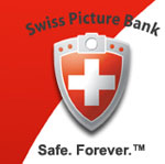 Swiss Picture Bank's Logo.