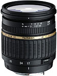 Tamron SP AF17-50mm F/2.8 XR Di II LD. Courtesy of Tamron, with modifications by Zig Weidelich.