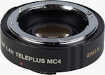 The Kenko TelePlus MC4 AF 1.4x DGX teleconverter. Photo provided by THK Photo Products Inc.