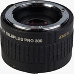 The Kenko TelePlus PRO 300 2.0x DGX teleconverter. Photo provided by THK Photo Products Inc.