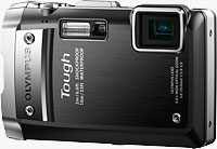 Olympus' Tough TG-810 digital camera. Photo provided by Olympus Imaging America Inc.